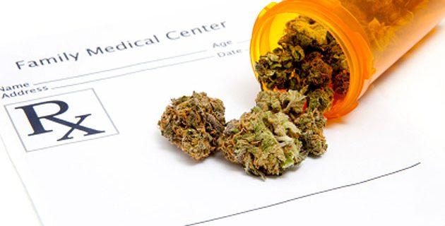 Junk medicine: cannabis